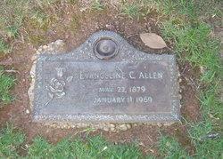 Evangeline C Allen