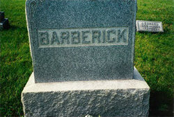 Lucy Florence <i>Bradley</i> Barberick