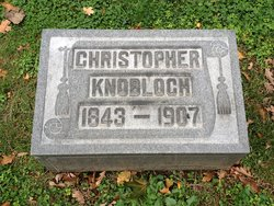 Christopher Knobloch, Sr
