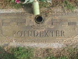 Ed R Poindexter