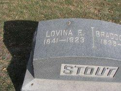 Lovina E. <i>Eley</i> Stout