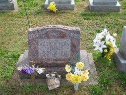 Audrey Vera Adams