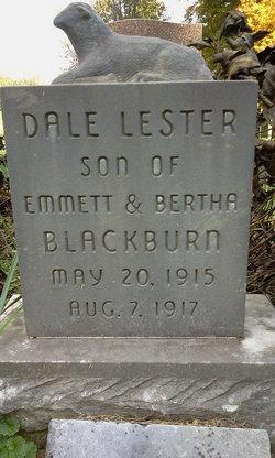 Dale Lester Blackburn