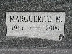 Marguerite M Greenwalt