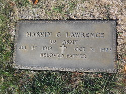 Marvin G Lawrence