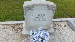 Ralph Earl Brown