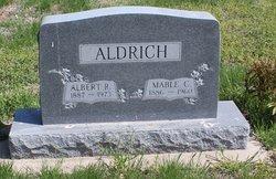 Mabel C <i>Harmon</i> Aldrich