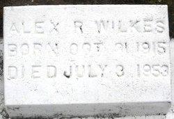 Alex R. Wilkes