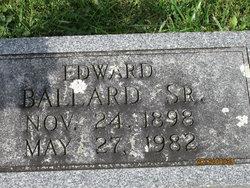 Edward Ballard, Sr