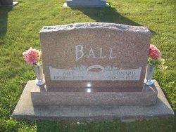 Amy <i>Galvond</i> Ball