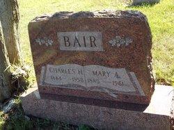 Mary A Bair