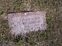 Grace Elaine Williamson