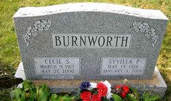 Cecil S Burnworth
