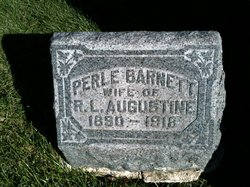 Perle <i>Barnett</i> Augustine