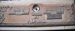 James B Adams