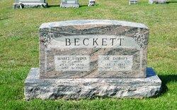 Mabel Lovina <i>Schaeffer</i> Beckett