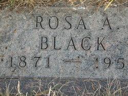 Rosa Annabell <i>Hughes</i> Black