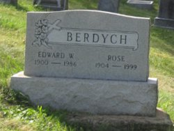 Edward W. Berdych