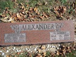G Robert Alexander