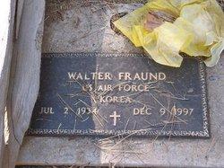Walter Fraund