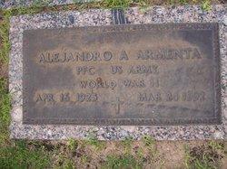 Alejandro A Armenta