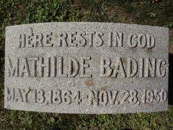 Mathilde Bading