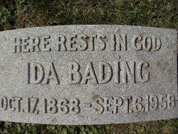 Ida Bading
