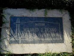 Mildred I Denno