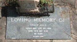 Grace Ma <i>Young/Bartle</i> Auld