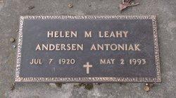 Helen M. <i>Leahy</i> Antoniak