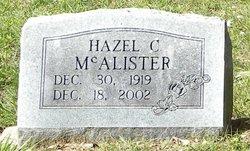 Hazel Cleo <i>Hazlitt</i> McAlister