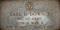 Earl Henry Downes