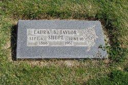 Laura Bramwell <i>Taylor</i> Shupe