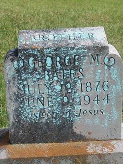 George M. Bates