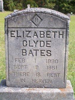 Elizabeth Clyde Bates