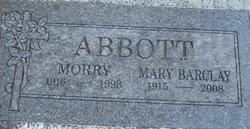 Mary <i>Barclay</i> Abbott