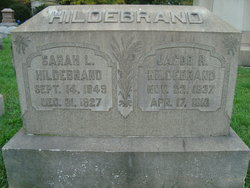 Jacob R Hildebrand