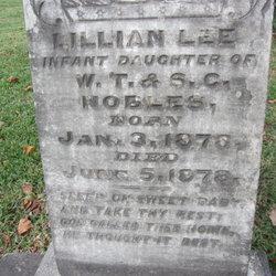 Lillian Lee Nobles