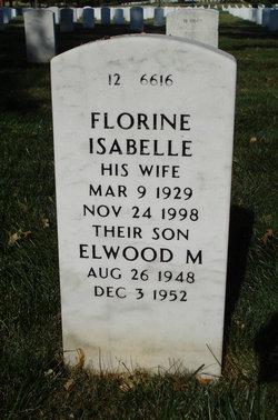 Florine Isabelle Bradford