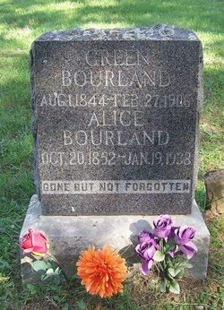 Alice Jane <i>Racer</i> Bourland