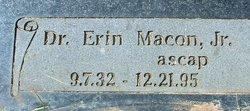 Erin Macon Delavan, Jr