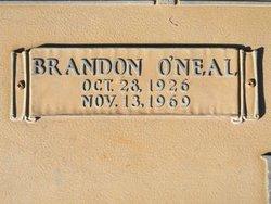 Brandon O <i>Neal</i> Hale