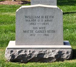 Mattie M Keith