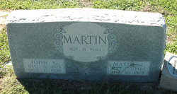John Grandberry Martin