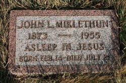 John L. Miklethun