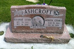 Eleanor <i>Luthy</i> Ashcroft