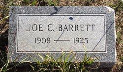 Joseph Clayton Barrett