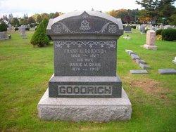 Annie <i>Oram</i> Goodrich