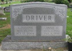 Anne Lee <i>Hardesty</i> Driver