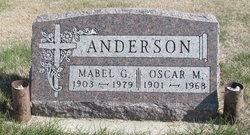 Mabel G. <i>Regynski</i> Anderson
